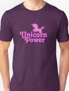 Unicorn Power Unisex T-Shirt