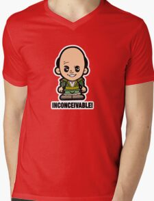 Lil Vizzini Mens V-Neck T-Shirt