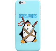 Ninjuin - The Ninja Penguin iPhone Case/Skin