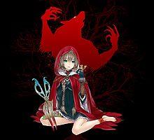 Little Red Riding Hood by jebez-kali