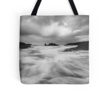 Stormy morning Tote Bag