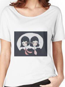 Gemini Sisters Women's Relaxed Fit T-Shirt