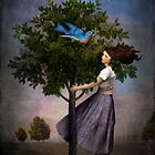 A Bluebird's Song by ChristianSchloe