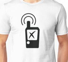 Geocaching - GPS Receiver Unisex T-Shirt
