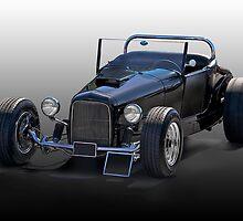1927 Ford Roadster by DaveKoontz