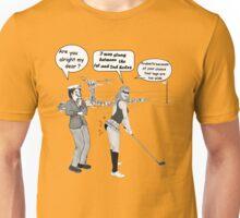 Old Mite Av Beens Joke no21 Unisex T-Shirt
