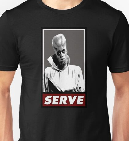 Twilight-Serve Unisex T-Shirt