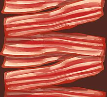 Trust in Bacon by Adrian Sandersfeld