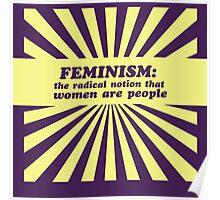Feminism Poster