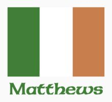Matthews Irish Flag by William Martin