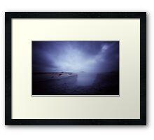 At Lands End XX Framed Print