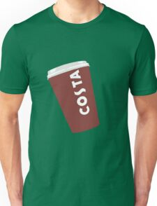 Costa Cup Unisex T-Shirt