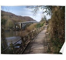 The Ironbridge. Poster