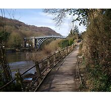 The Ironbridge. Photographic Print
