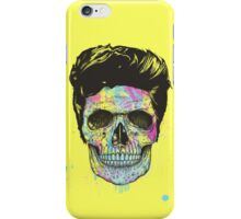 Color your death iPhone Case/Skin