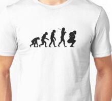 Squat Evolution Unisex T-Shirt