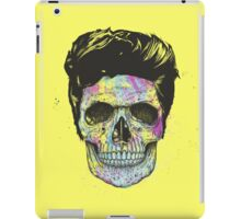 Color your death iPad Case/Skin
