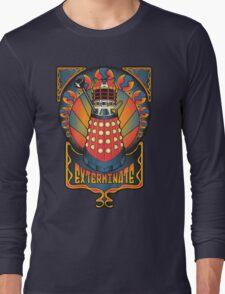 Dalek Nouveau Long Sleeve T-Shirt