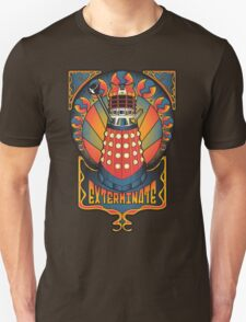 Dalek Nouveau T-Shirt