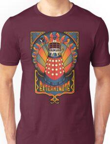 Dalek Nouveau Unisex T-Shirt