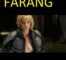 Yed Farang How ??? by nvir69