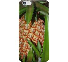 A growing pineapple iPhone Case/Skin