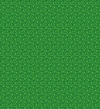 Irish Celtic Shamrocks Sticker