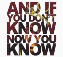 And if you dont know now you know by pristinepeople