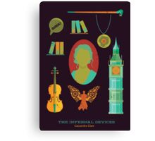 The Infernal Devices Canvas Print