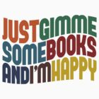 Gimme A Books by Wordy Type