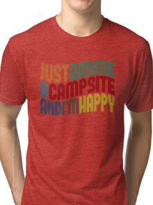 Gimme A Campsite Tri-blend T-Shirt