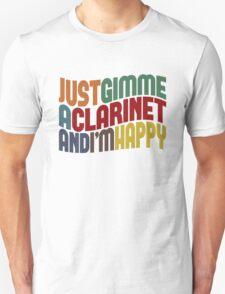 Gimme A Clarinet T-Shirt