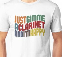 Gimme A Clarinet Unisex T-Shirt