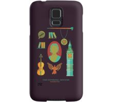 The Infernal Devices Samsung Galaxy Case/Skin