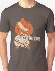 Heavy - Minimalistic TF2 Classes T-Shirt