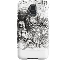 Heavy Metal Megatron Samsung Galaxy Case/Skin