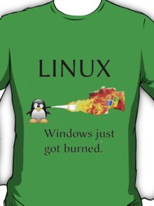 Windows Might Need Some Ice T-Shirt