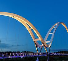 Infinity Bridge by Mark Sykes