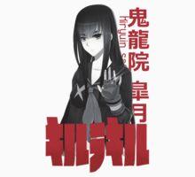 Kill la Kill Shirt : Kiryuin Satsuki  by hinagi