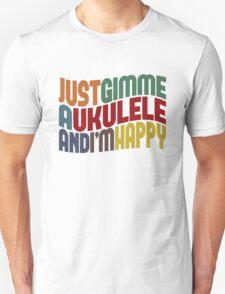 Gimme A Ukulele T-Shirt