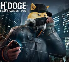 Watch DOGE (Parody of Watch Dogs) by MartinSilver