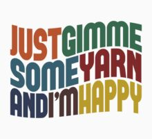 Gimme Some Yarn Kids Clothes