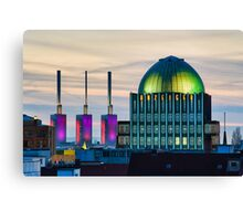 Skyline of Hannover, Germany Canvas Print