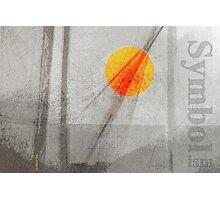 Symbolism Photographic Print