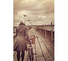 The Bridge Crossing Photographic Print