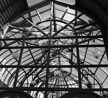 Atrium by John Schneider