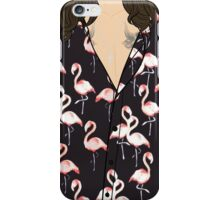 THE FLAMINGO MANIA iPhone Case/Skin
