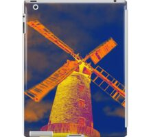 Psychedelic windmill iPad Case/Skin