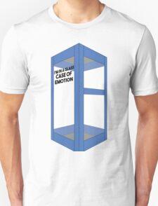 Glass Case  Unisex T-Shirt
