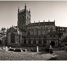 Malvern Priory by Mike Church